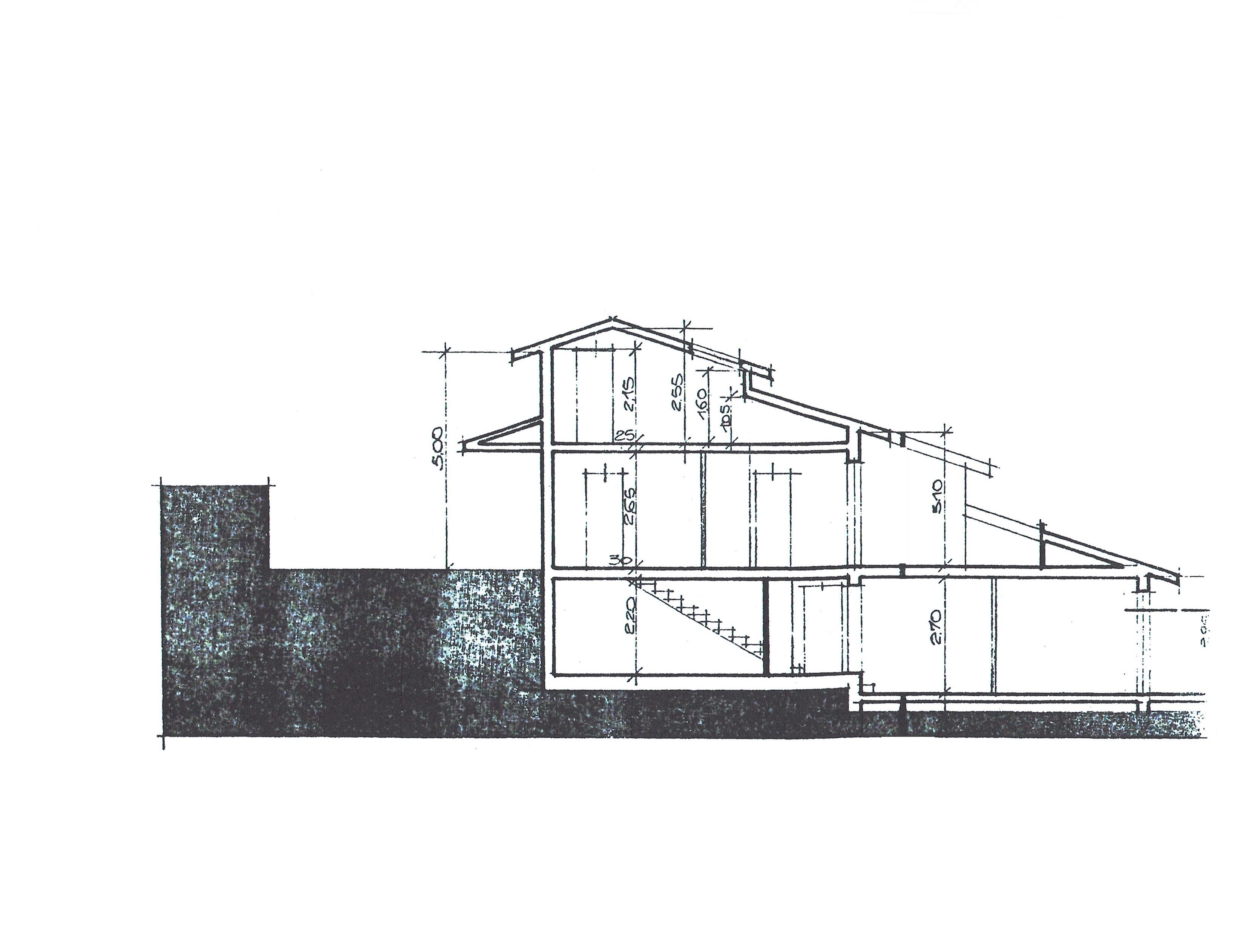 Planimetria 3/7 per rif. 1371M2