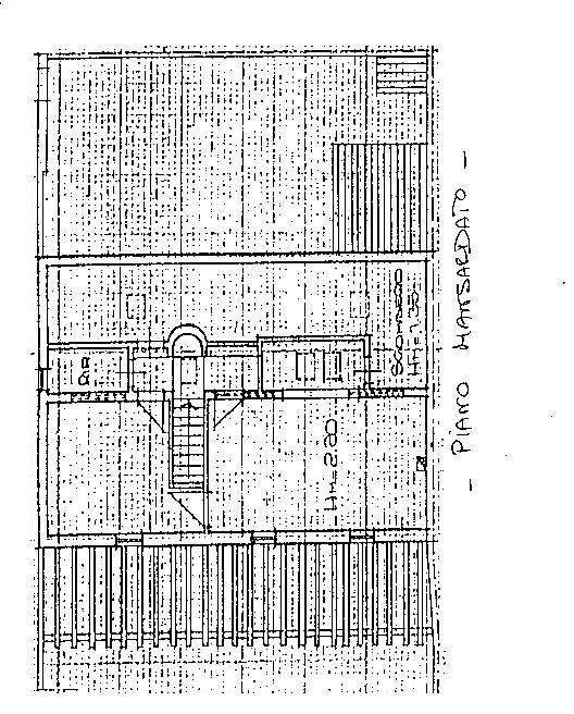 Planimetria 4/4 per rif. 561MP