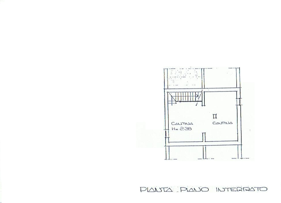 Planimetria 2/4 per rif. 561MP