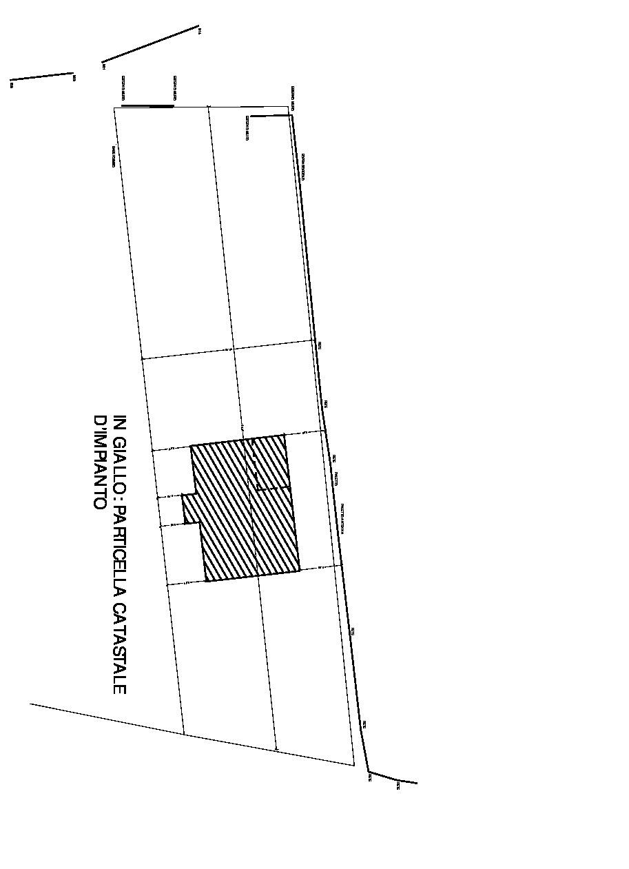 Planimetria 4/4 per rif. 2861C1