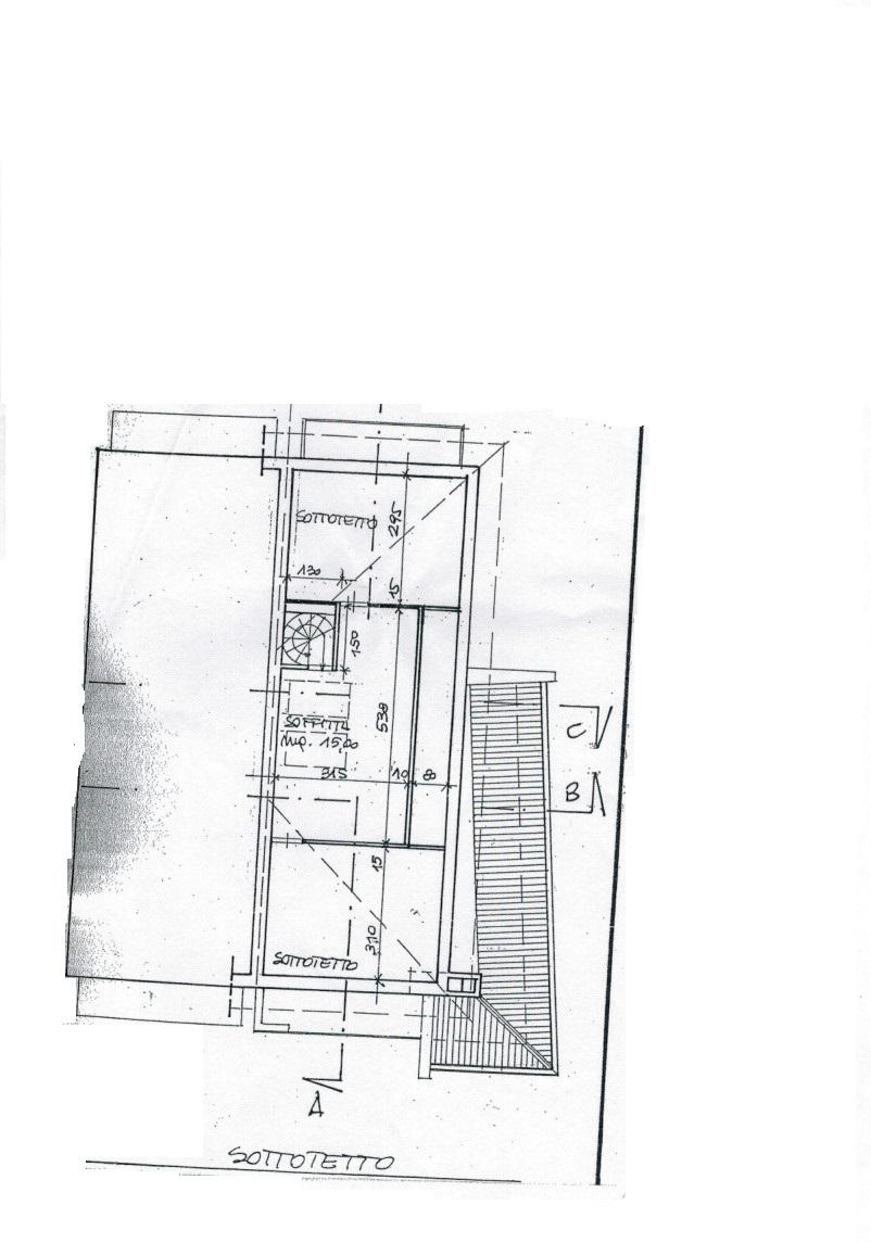 Planimetria 4/4 per rif. 3226LC