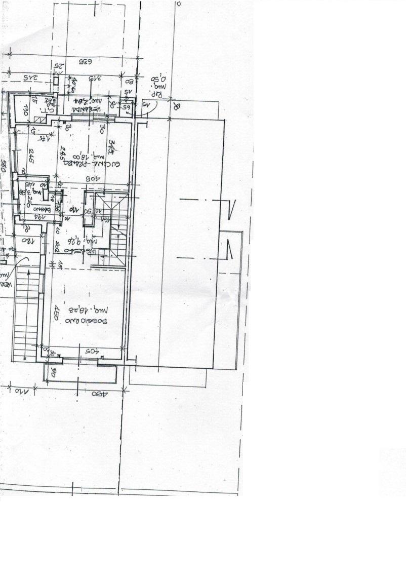 Planimetria 2/4 per rif. 3226LC