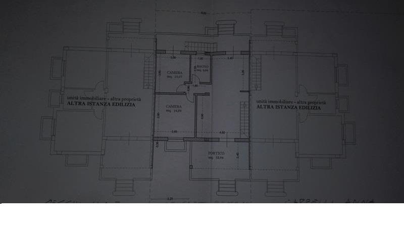 Planimetria 2/2 per rif. 2859LC