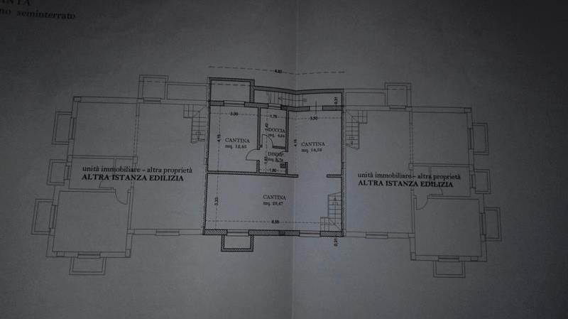 Planimetria 1/2 per rif. 2859LC