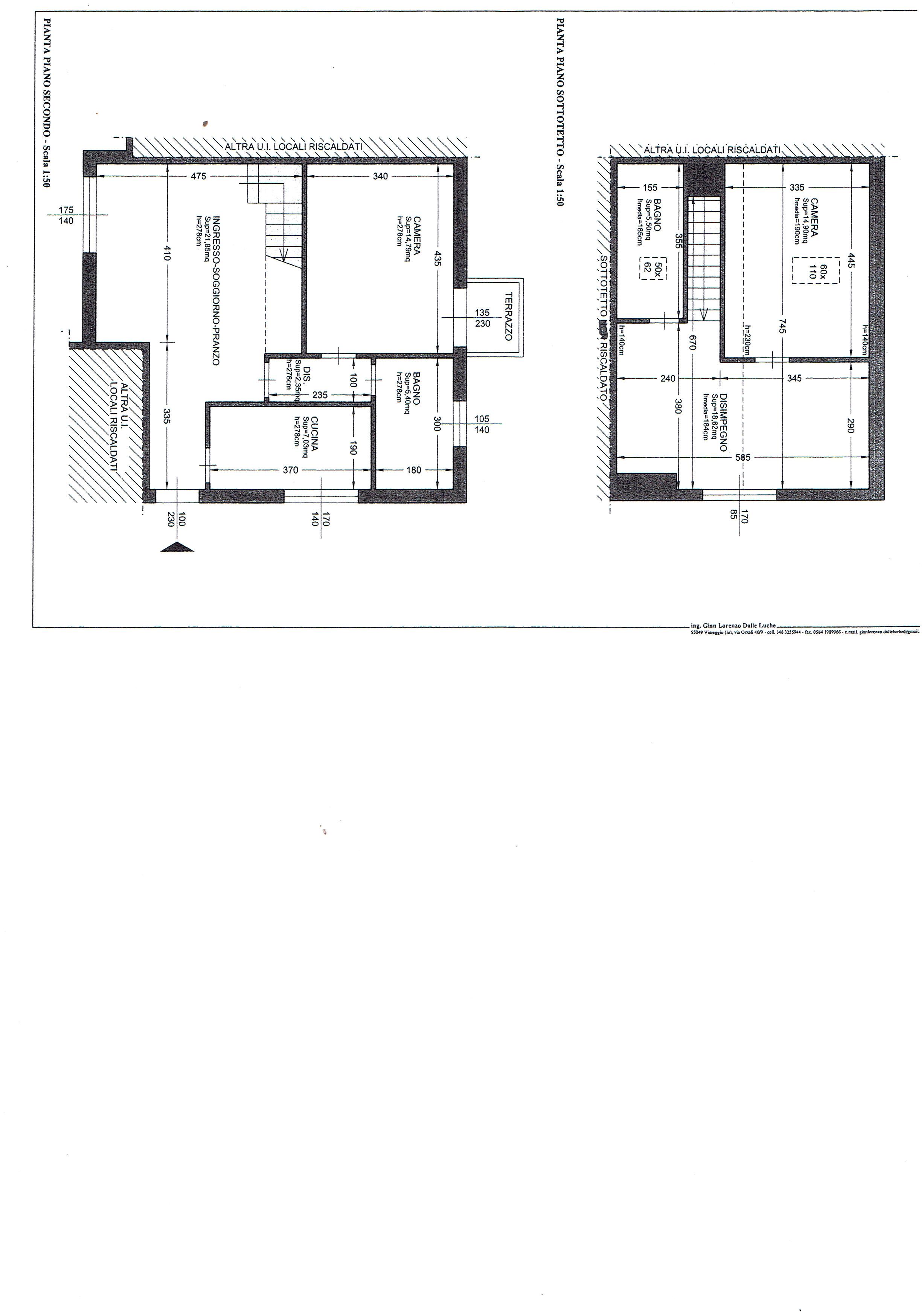 Planimetria 1/1 per rif. 3282V3
