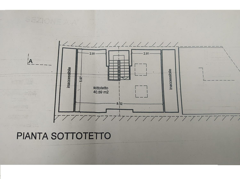 Planimetria 3/3 per rif. 3223V3