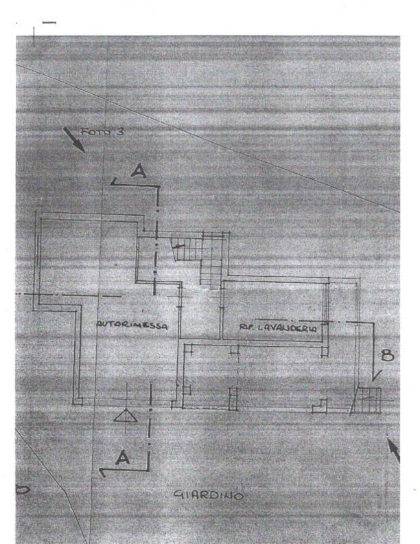 Planimetria 1/1 per rif. 3291V1