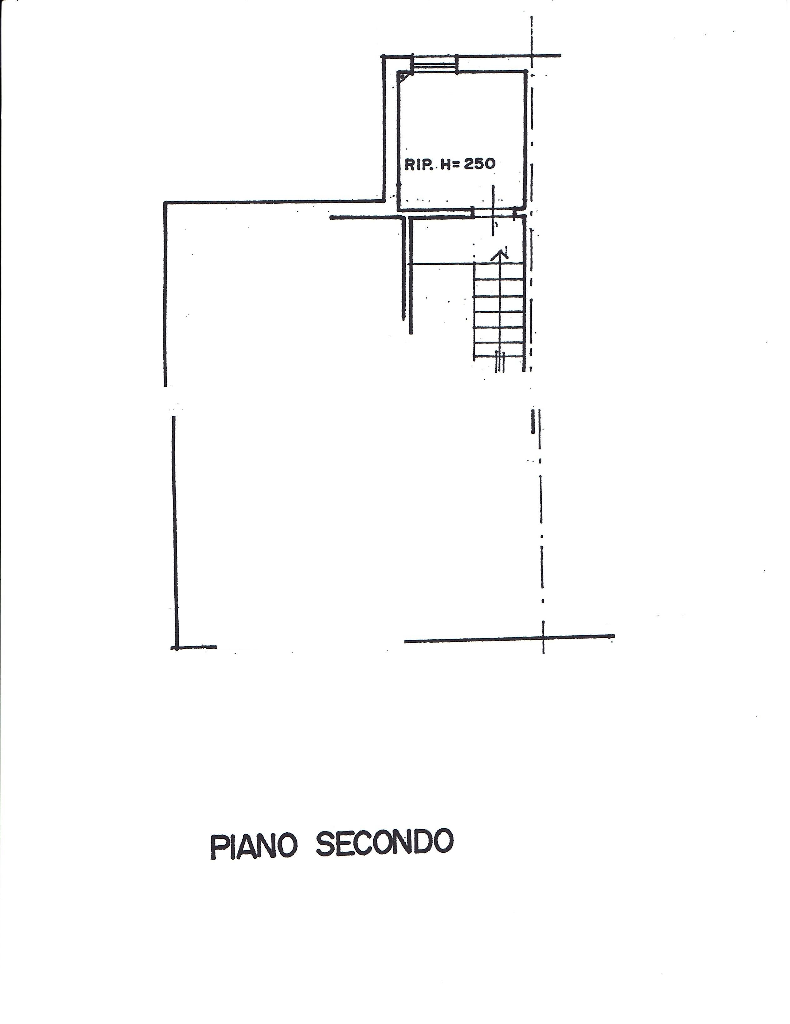 Planimetria 3/3 per rif. 2723V3