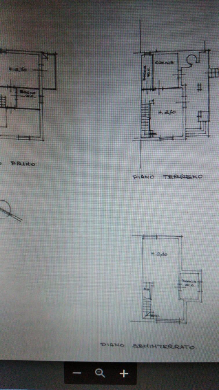 Planimetria 1/1 per rif. 3326LC