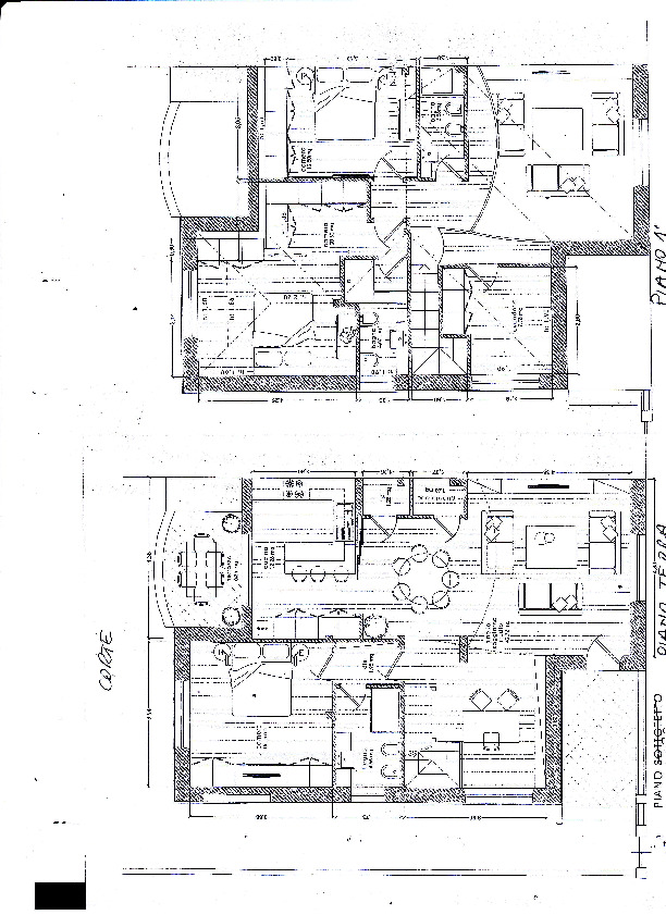 Planimetria 1/2 per rif. 3365V2