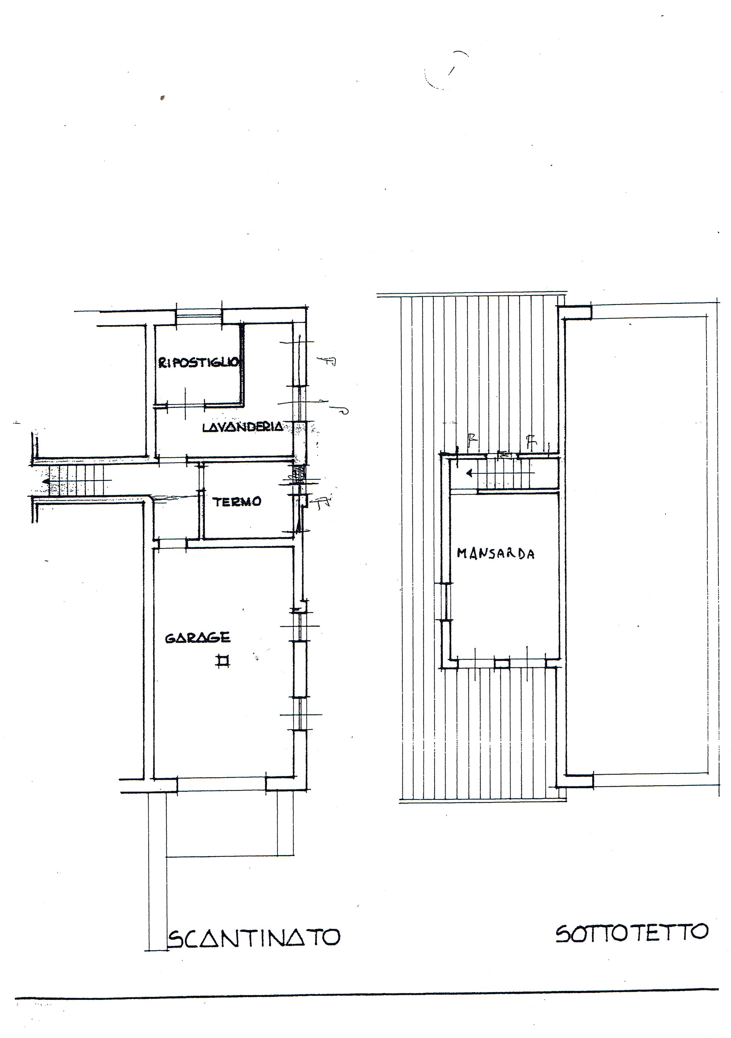 Planimetria 3/3 per rif. 3050V5