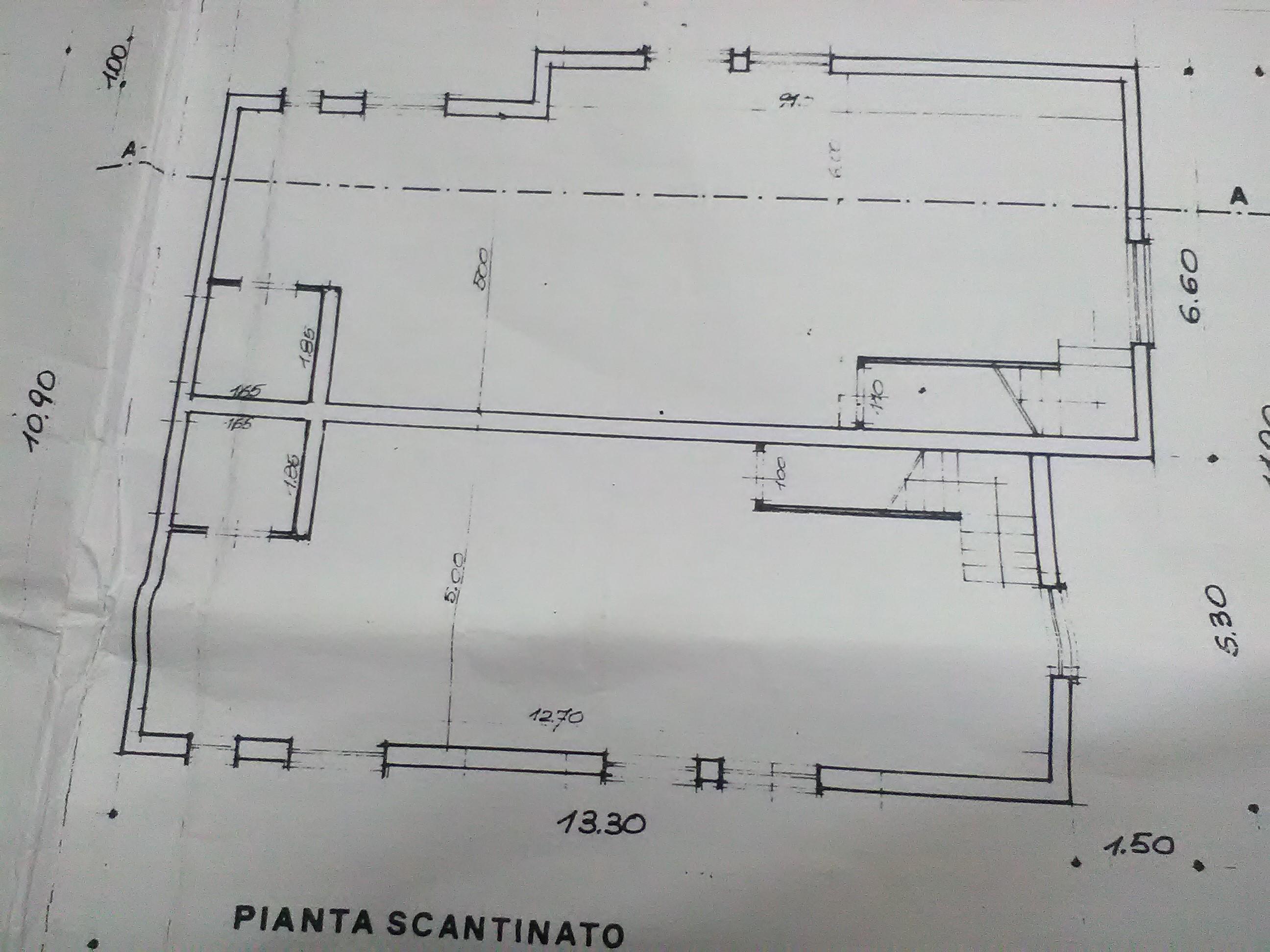 Planimetria 4/4 per rif. 2803V5