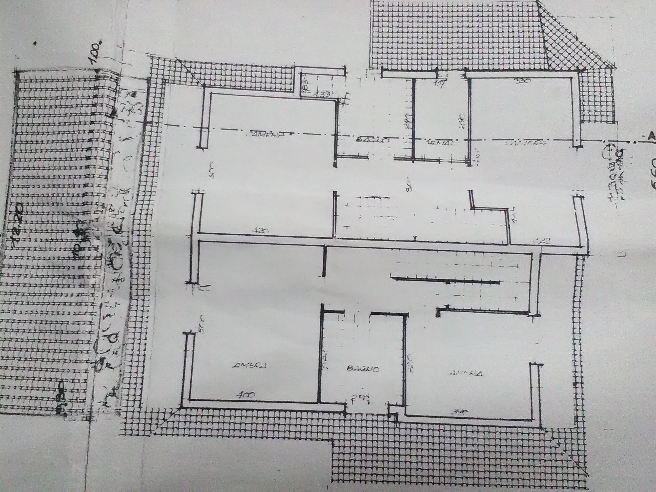 Planimetria 2/4 per rif. 2803V5