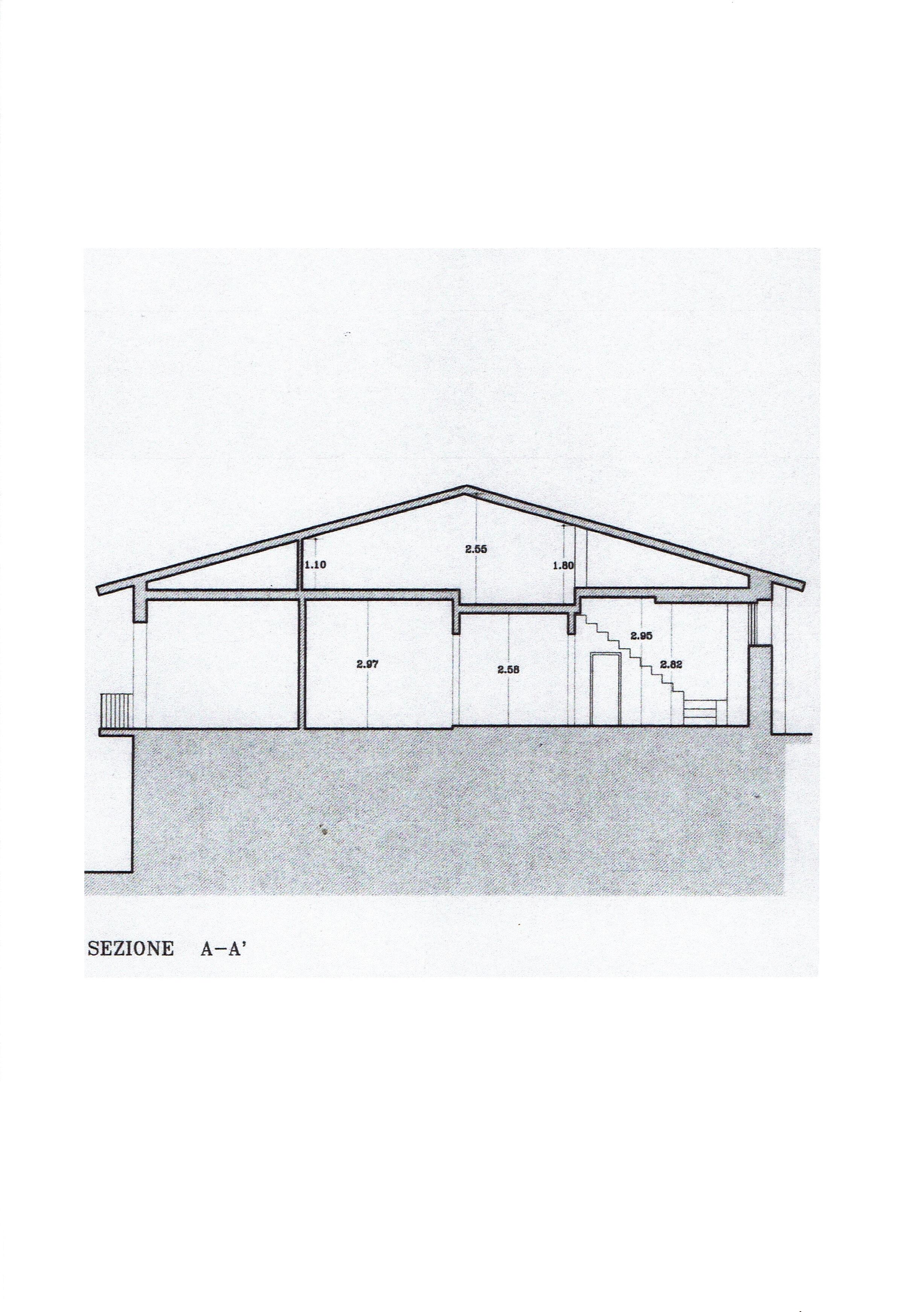 Planimetria 4/4 per rif. 3414V3