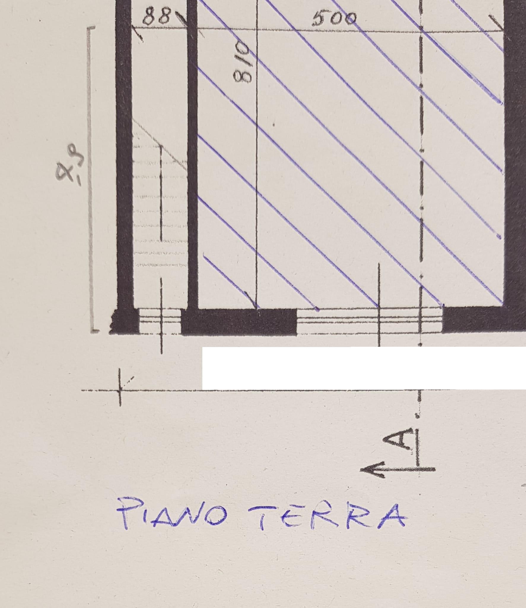 Planimetria 3/3 per rif. 3430V3