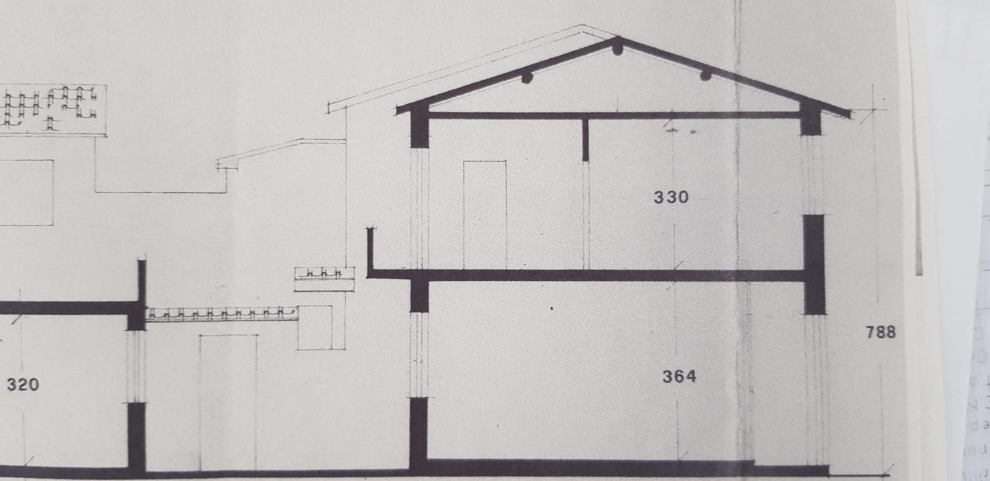 Planimetria 2/2 per rif. 3430V3
