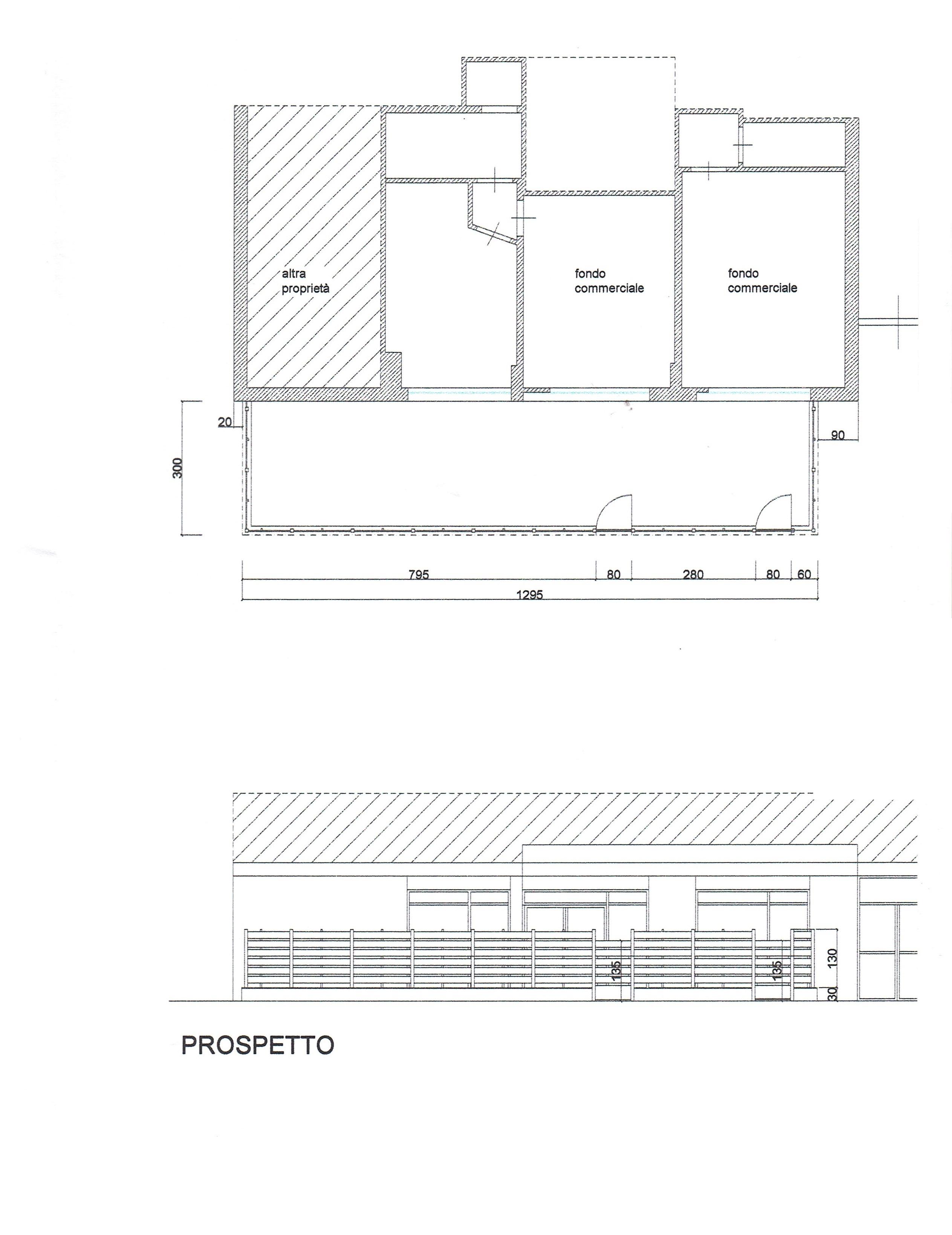 Planimetria 1/1 per rif. 1949V2