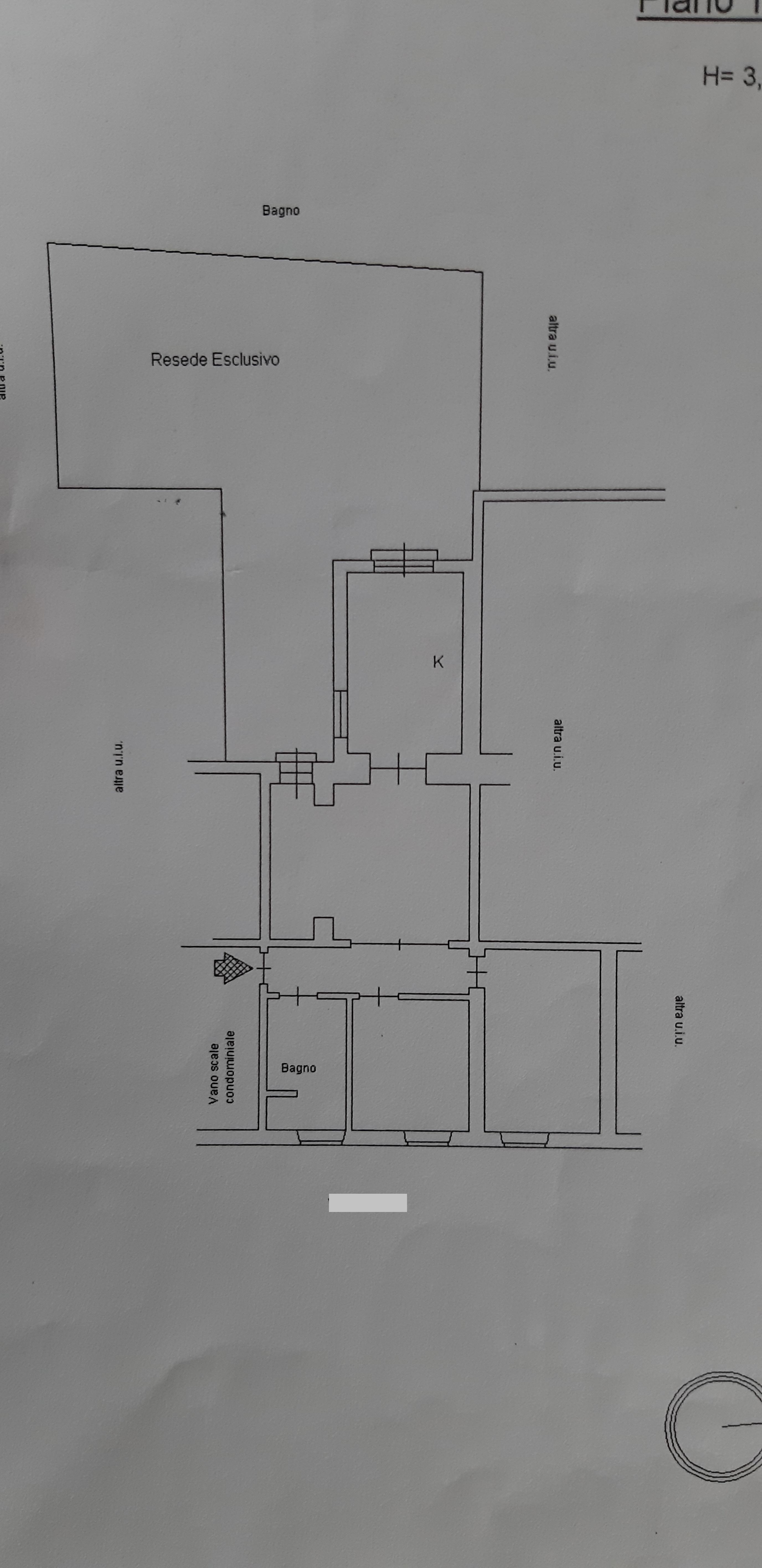 Planimetria 1/1 per rif. C1404