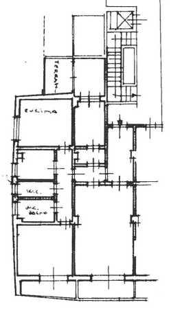 Planimetria 1/1 per rif. C1469