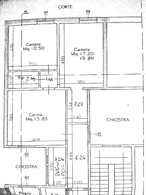 Planimetria 1/1 per rif. L034