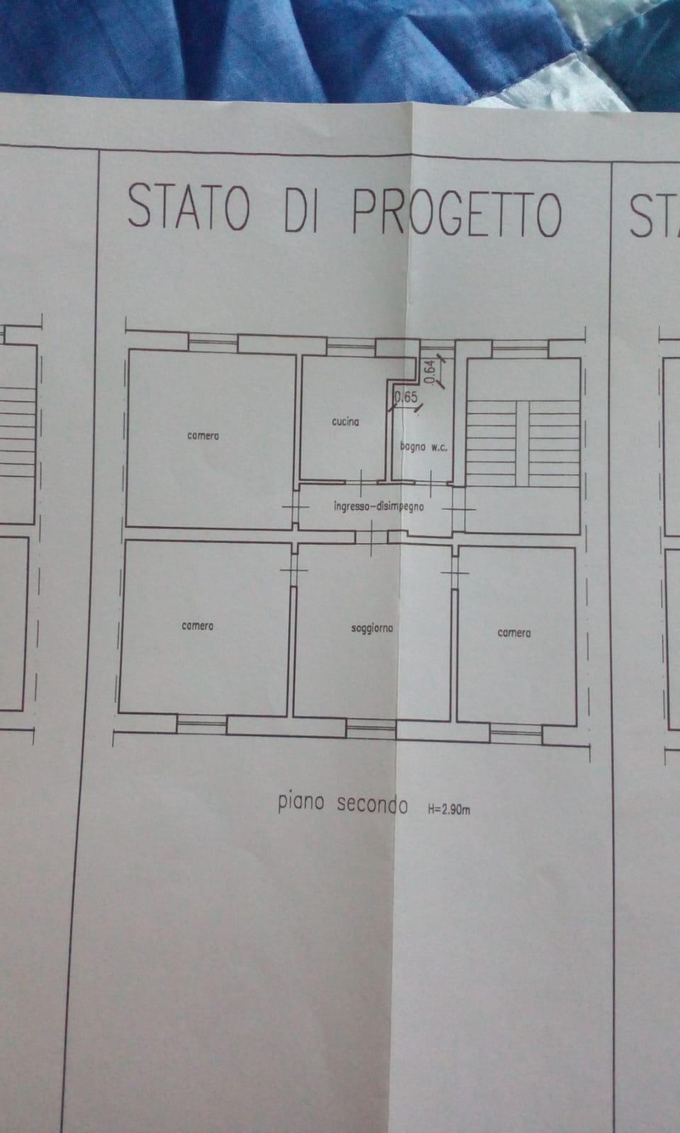 Planimetria 1/1 per rif. L053