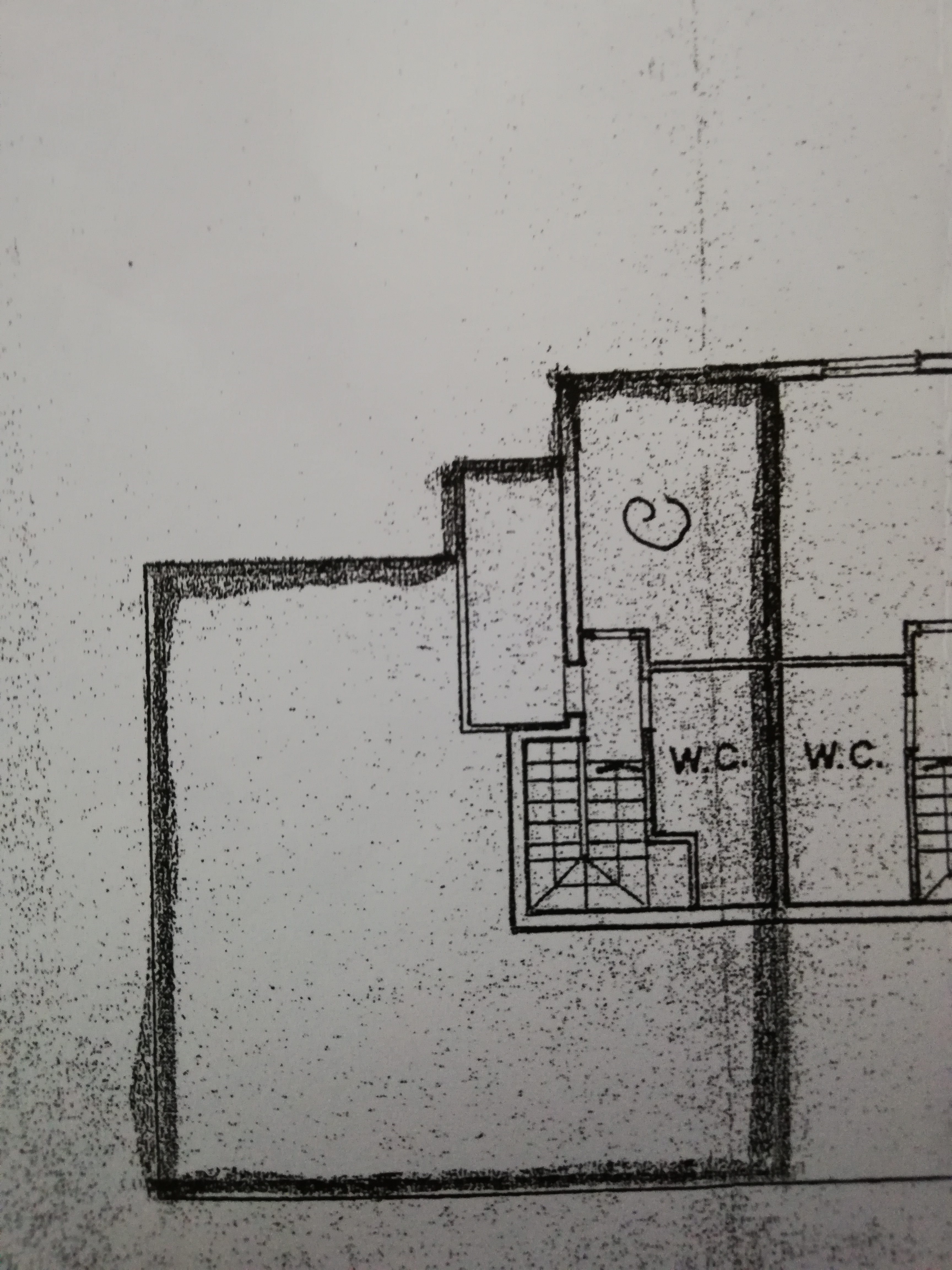 Planimetria 2/2 per rif. C1573