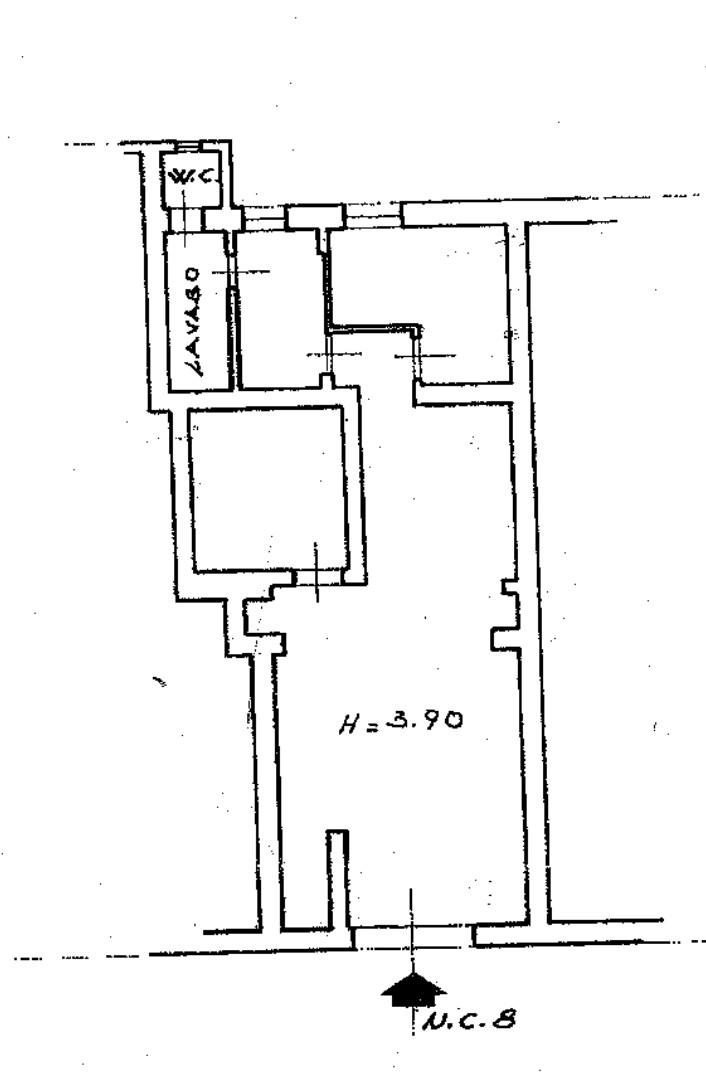 Planimetria 1/1 per rif. L068