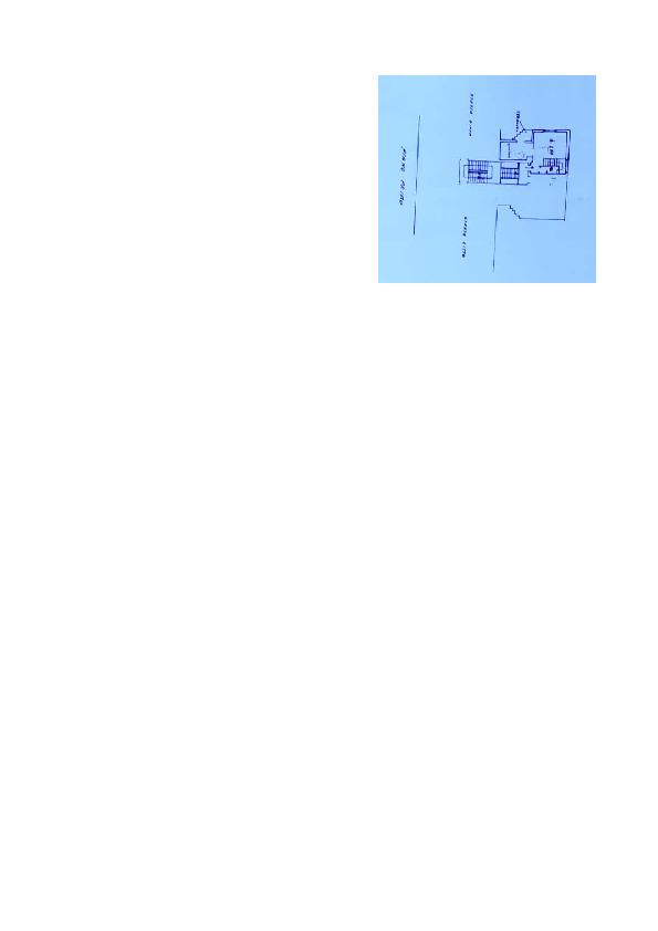Planimetria 2/2 per rif. L075