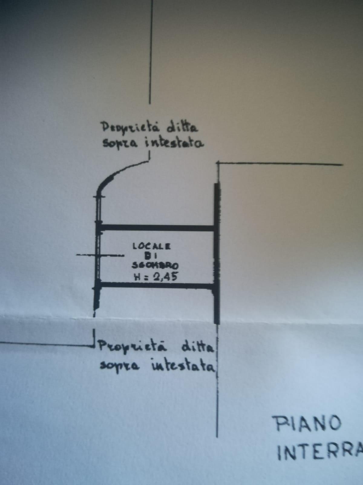 Planimetria 2/2 per rif. L102