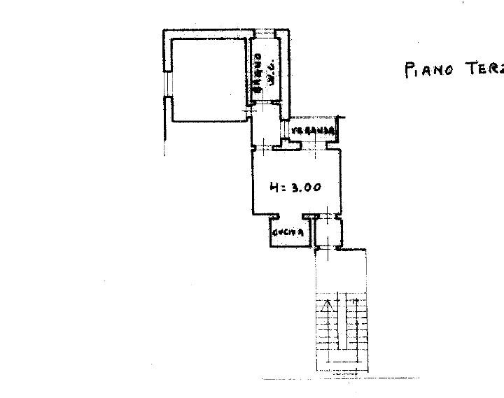 Planimetria 1/1 per rif. M15
