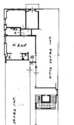 Planimetria 1/1 per rif. L116