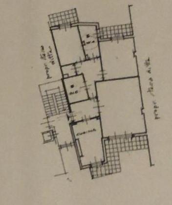 Planimetria 1/1 per rif. LE12