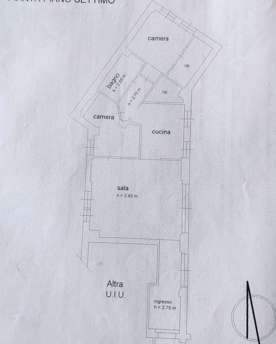 Planimetria 1/1 per rif. L139