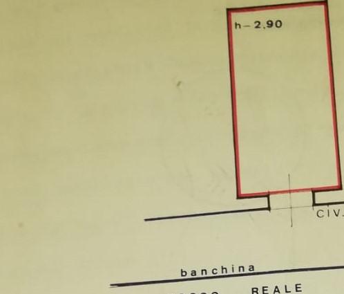 Planimetria 1/1 per rif. C1653