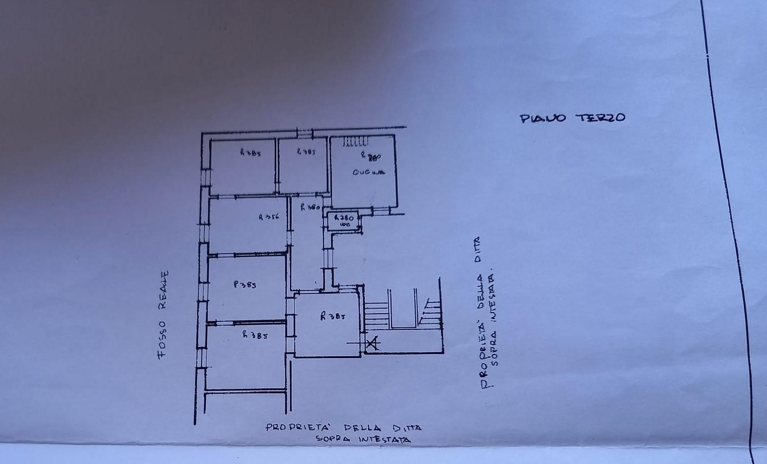 Planimetria 1/1 per rif. LE16