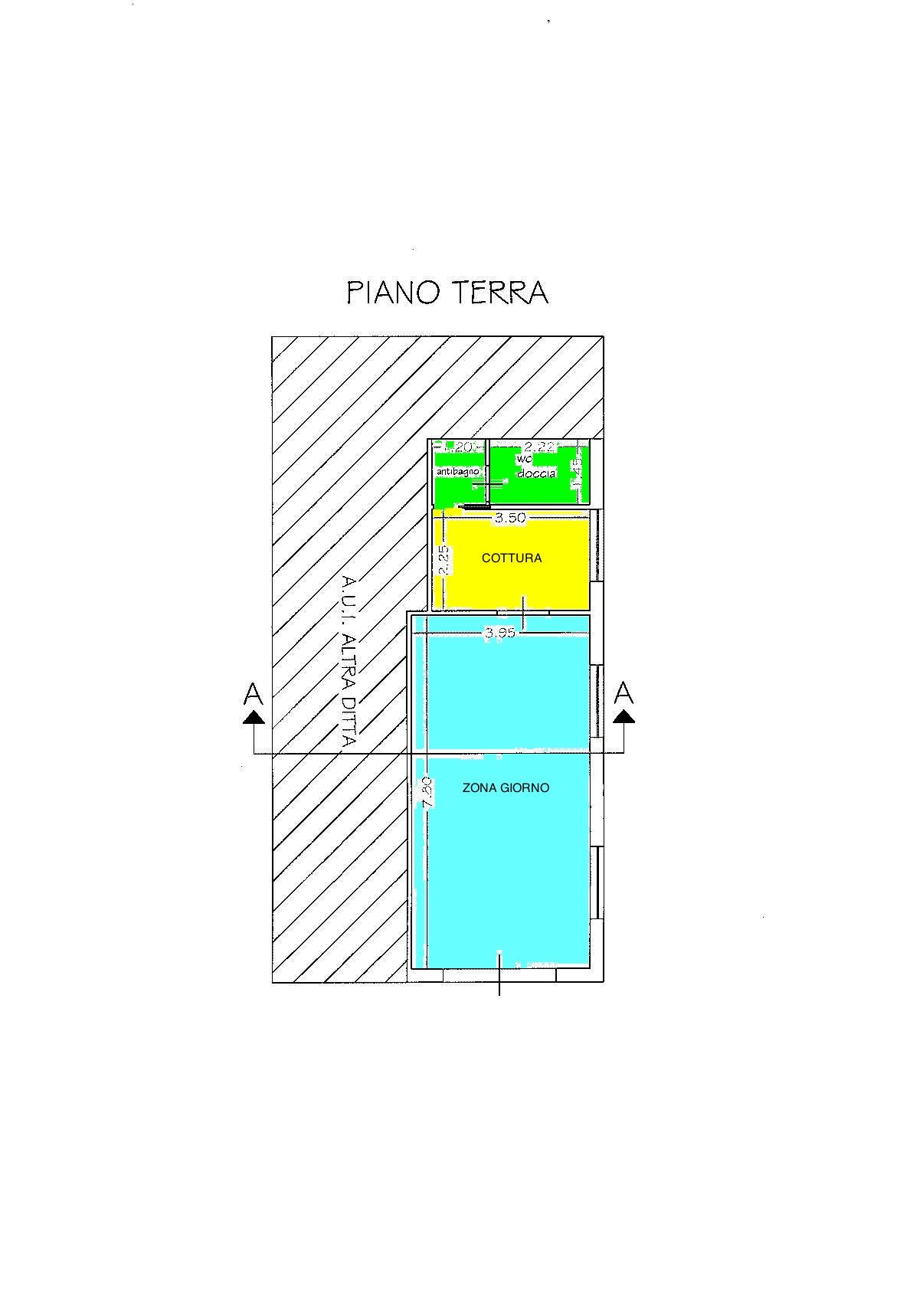 Planimetria 1/1 per rif. 848