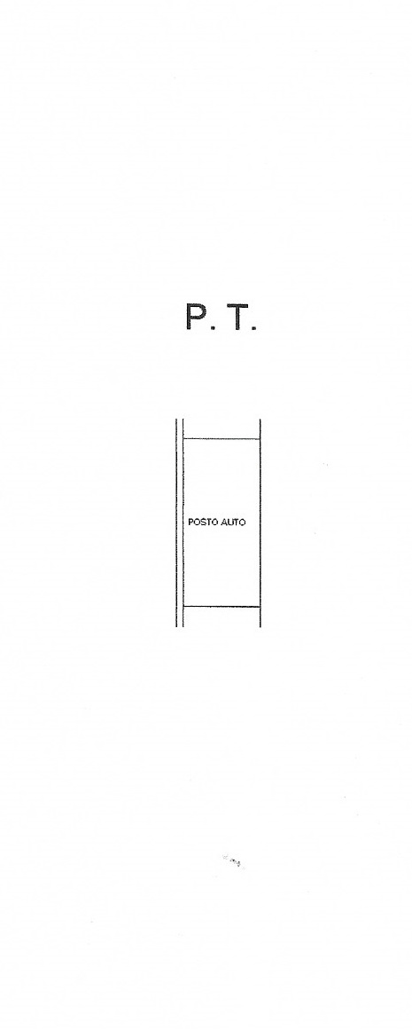 Planimetria 2/2 per rif. 3516