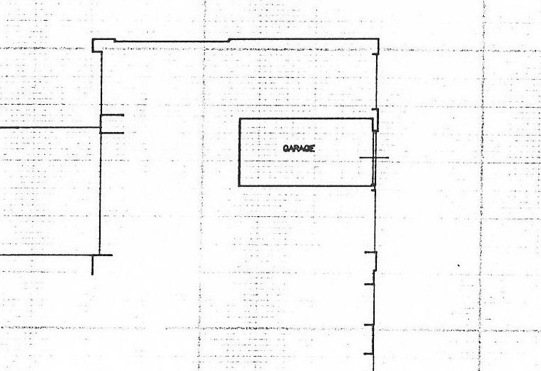 Planimetria 2/2 per rif. 3551