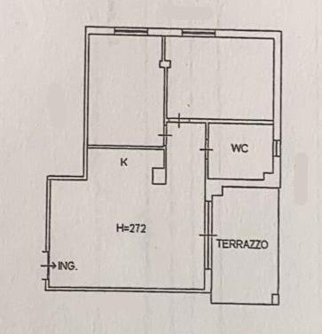 Planimetria 1/1 per rif. 3567