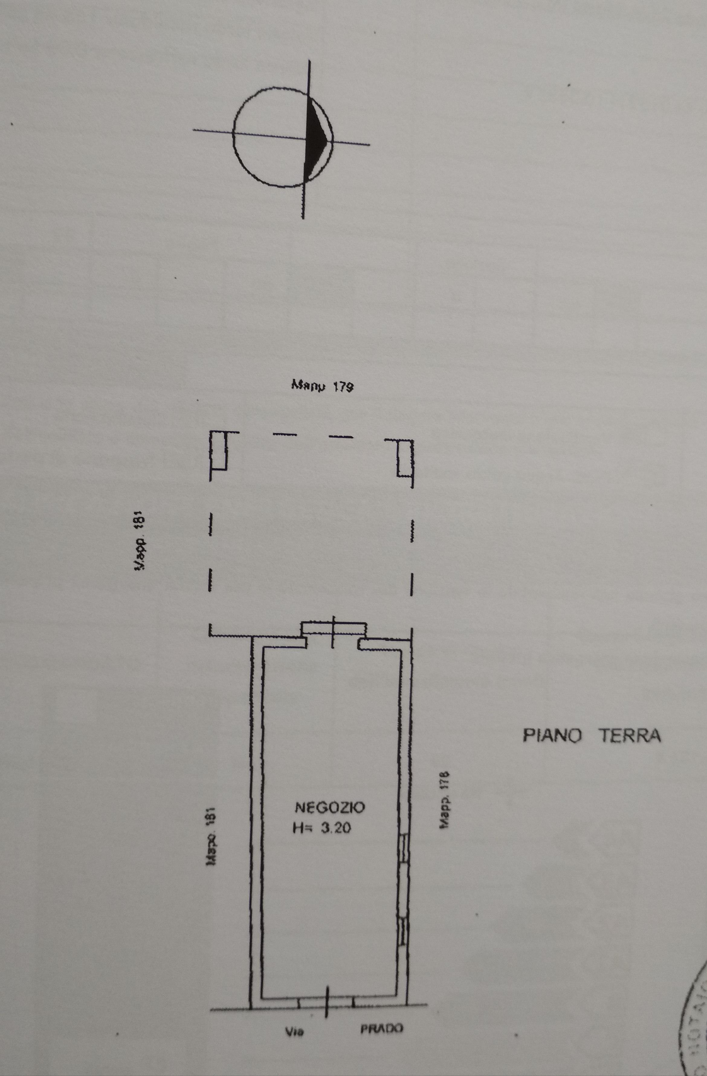 Planimetria 1/1 per rif. lu3
