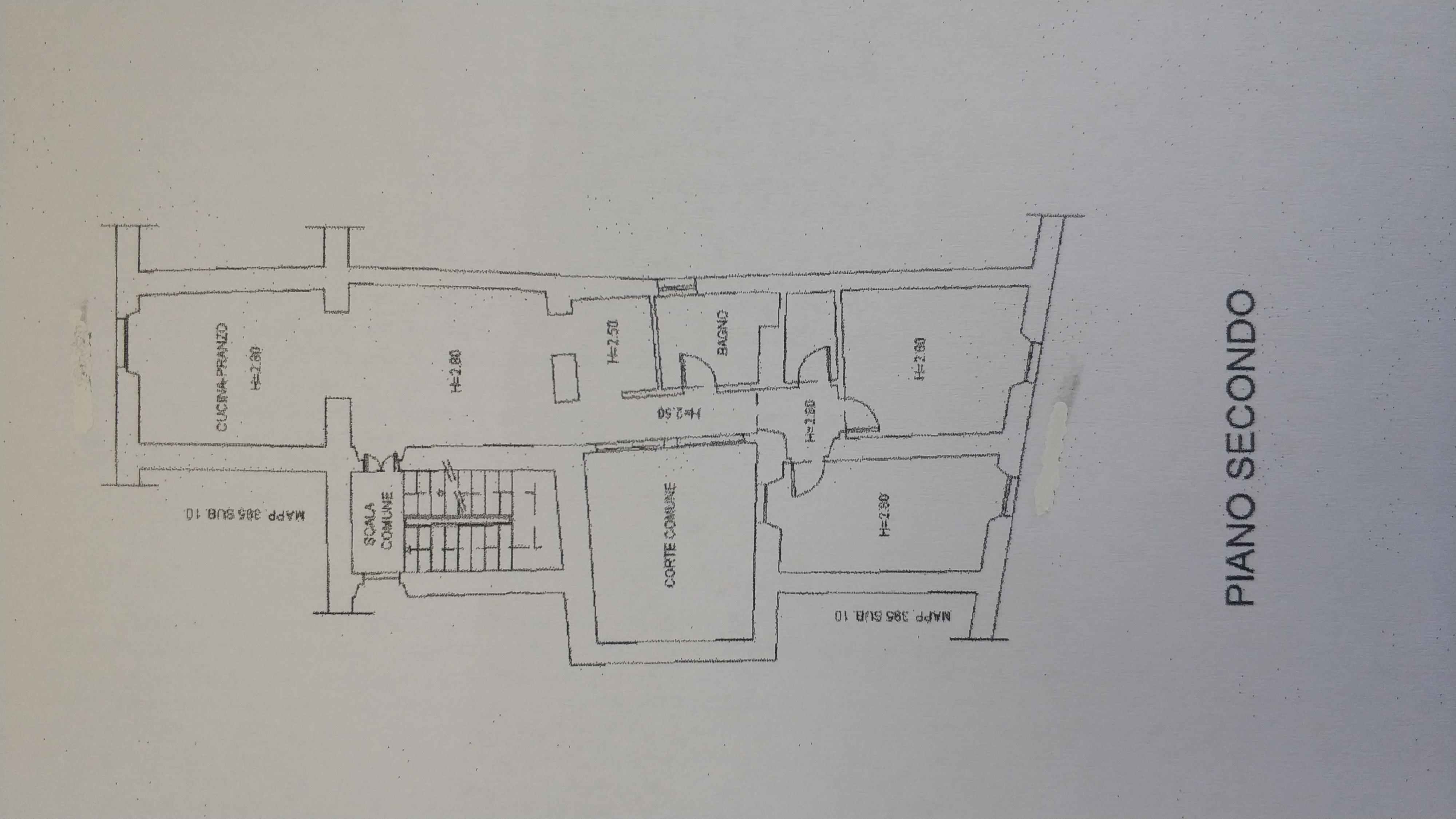 Planimetria 1/1 per rif. brb