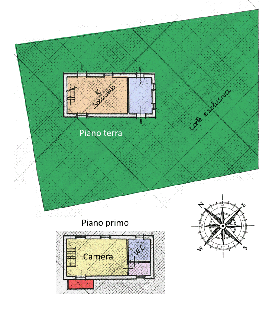 Planimetria 1/1 per rif. 11.20