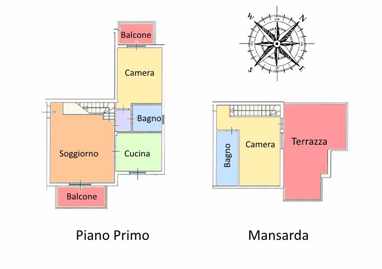 Planimetria 1/1 per rif. SE18