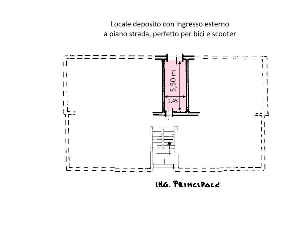 Planimetria 2/2 per rif. 19.30