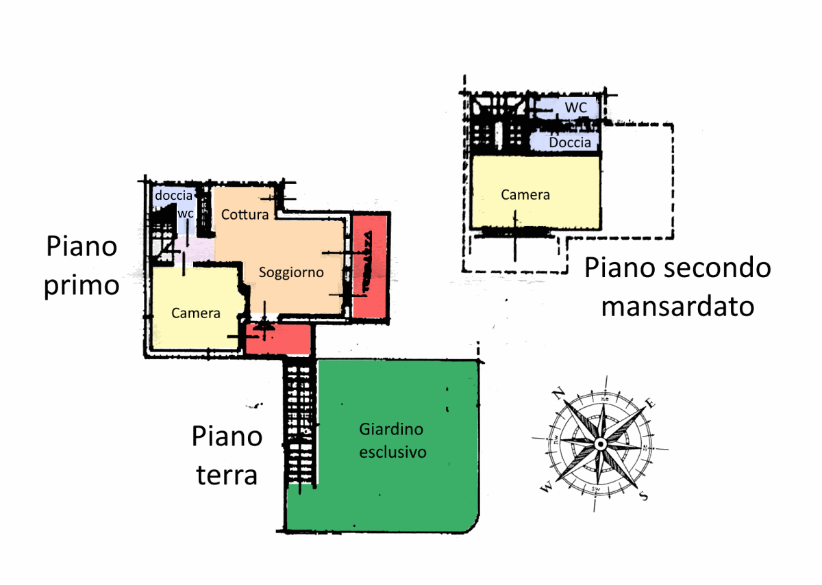 Planimetria 1/1 per rif. 19.63