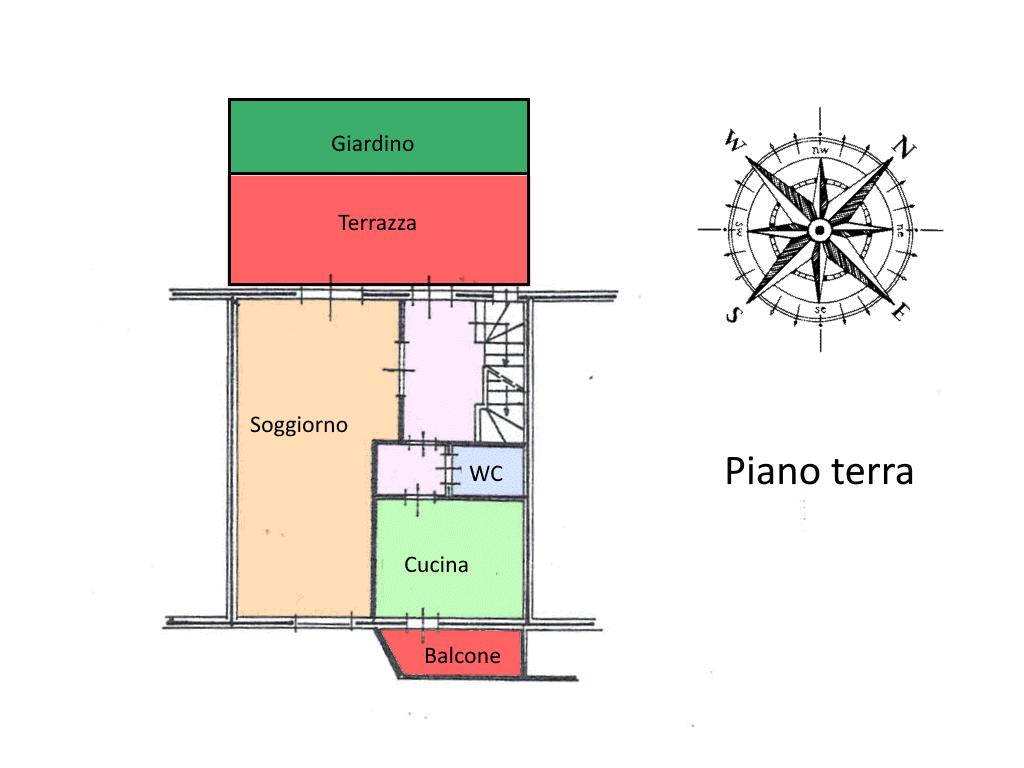 Planimetria 1/3 per rif. 20.70