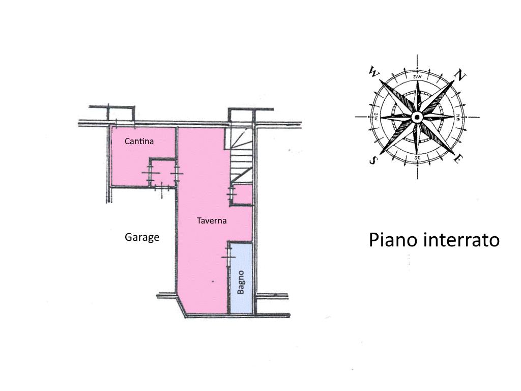 Planimetria 3/3 per rif. 20.70