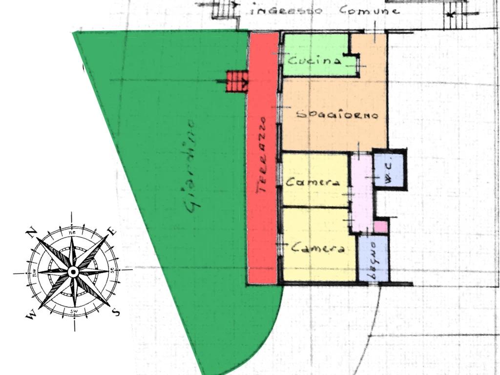 Planimetria 1/1 per rif. 20.15