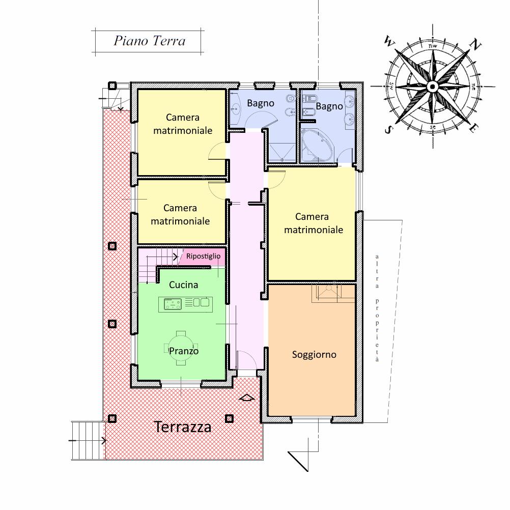 Planimetria 3/3 per rif. 20.16