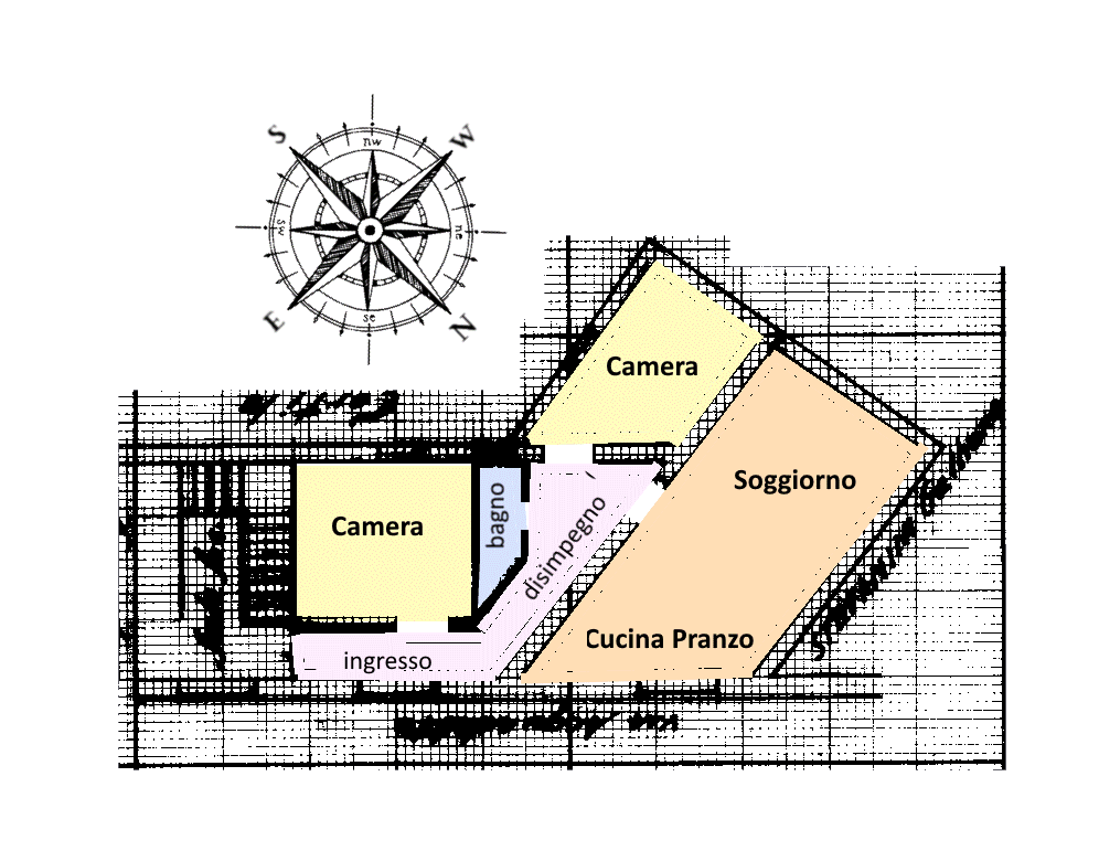 Planimetria 1/1 per rif. MLS-309